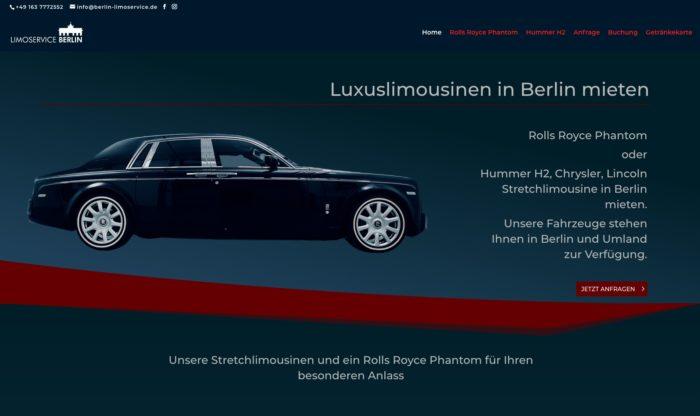 Limousinenservice Berlin