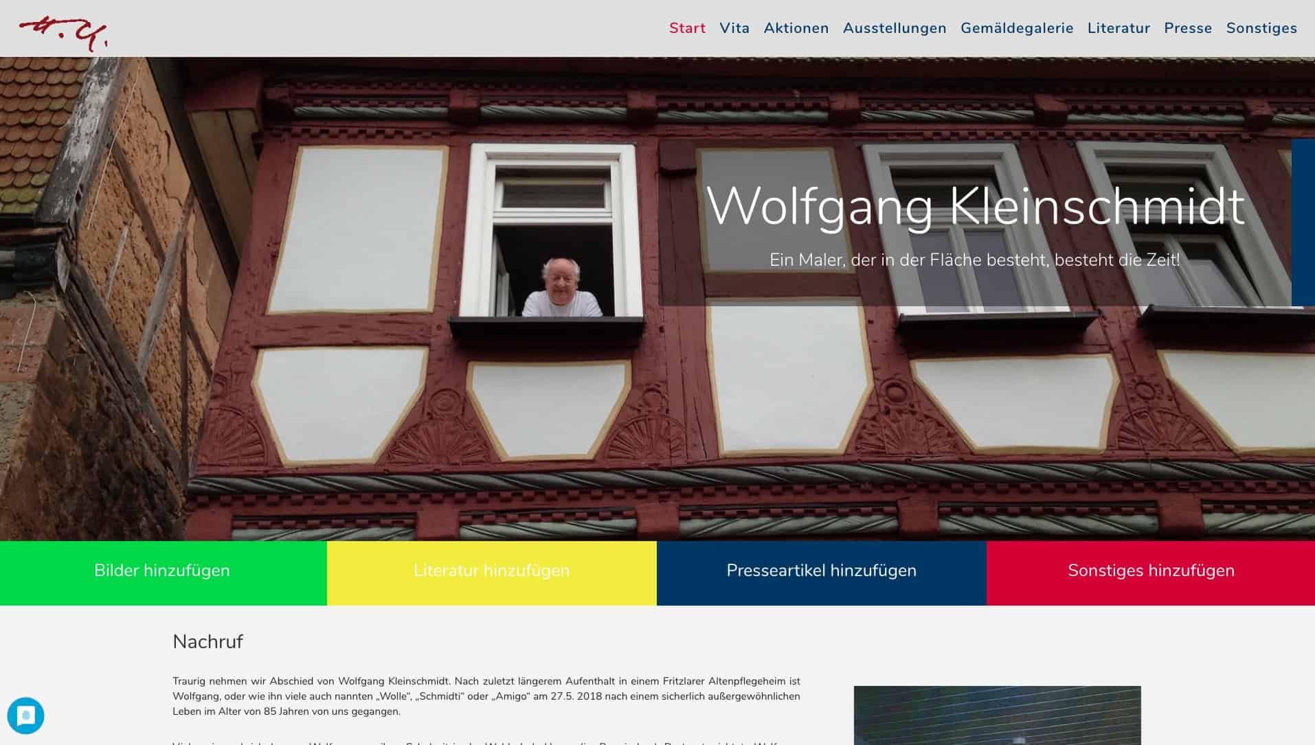 Wolfgang Kleinschmidt